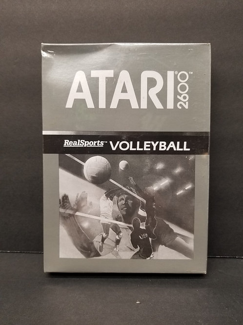 Volleyball grey box open box