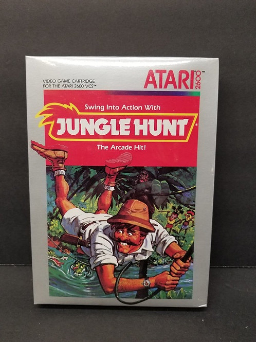 Jungle Hunt open box