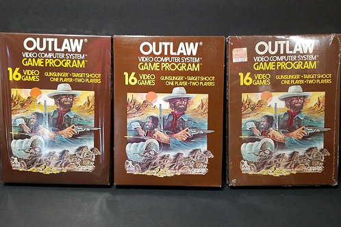 Outlaw you get all 3 (won't separate)