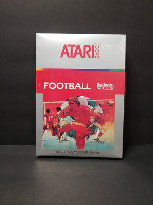 Real Sports Soccer 1988
