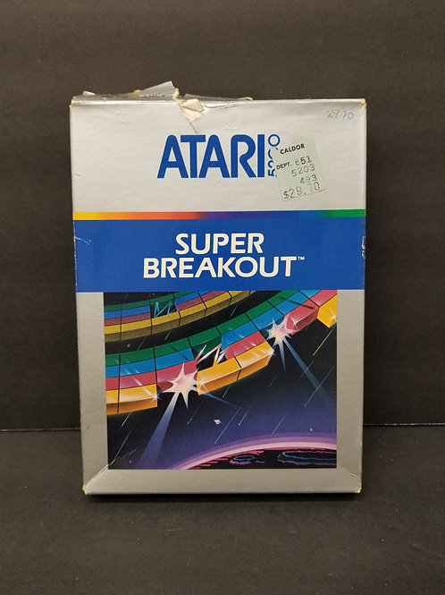 Super Breakout 5200 CIB tested