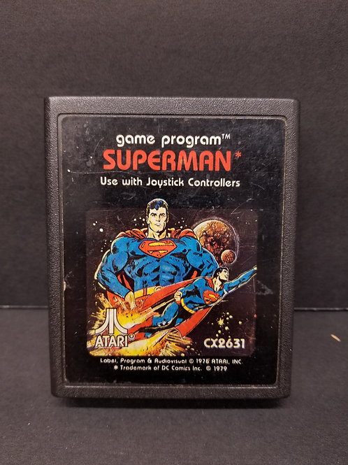 Superman cart only