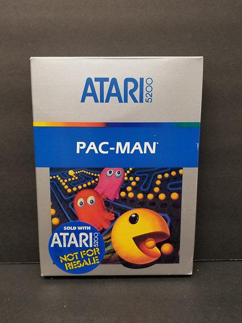 Pac-Man 5200 CIB tested