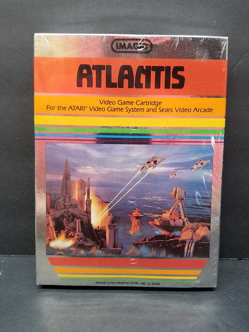 Atlantis day scene