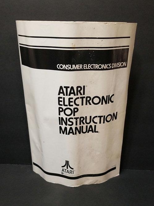 Original copy of Kiosk manual