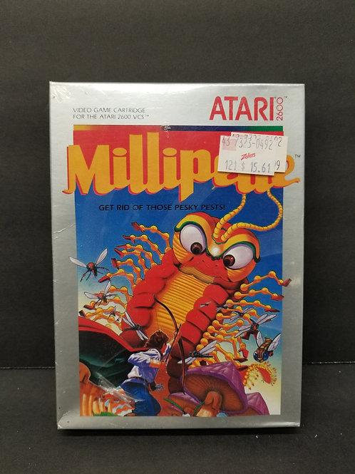 Milipede open box