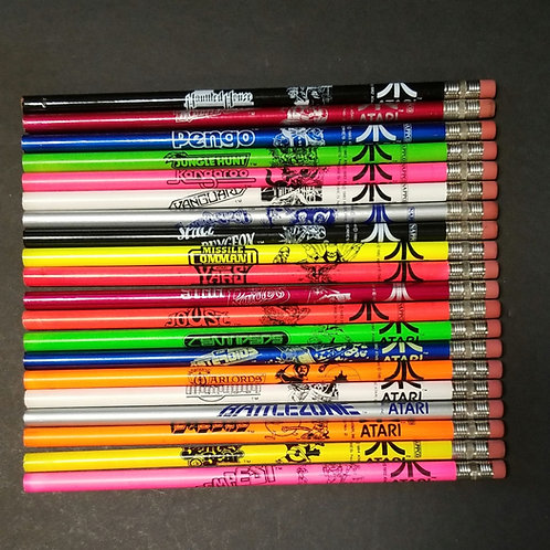 Atari Pencils all 20 made