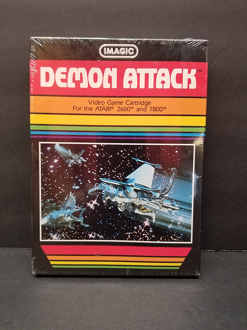 Demon Attack black box