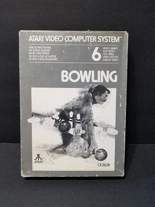 Bowling grey box CIB rare black tape