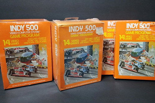 Indy 500 you get all 4 (won't separate)