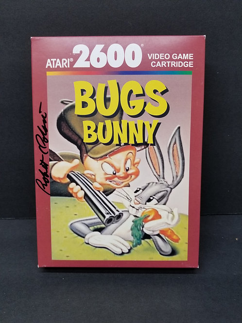 Bugs Bunny Autographed