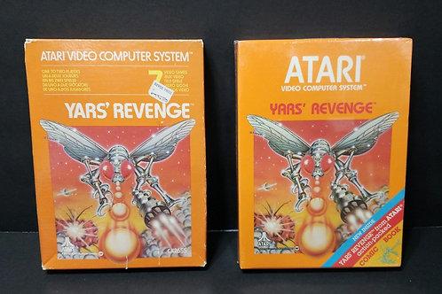Yars Revenge you get both