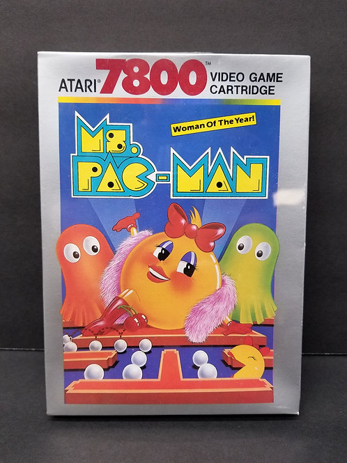 Ms. Pac-Man 7800