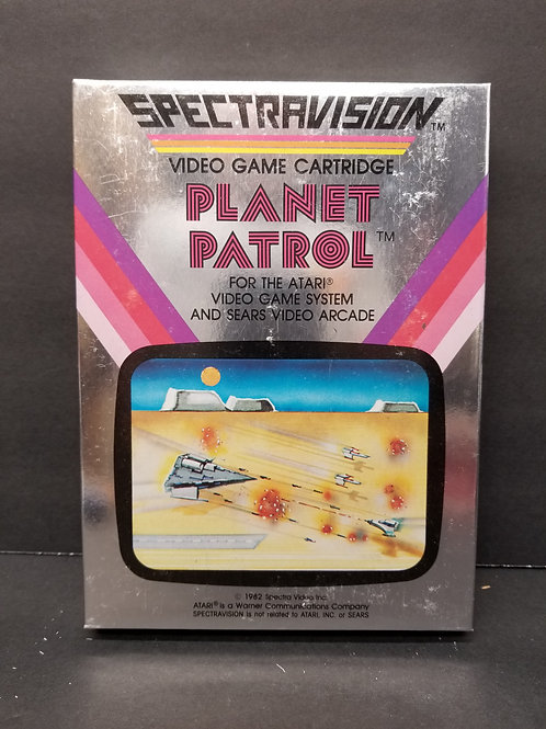 Planet Patrol CIB just opened tested