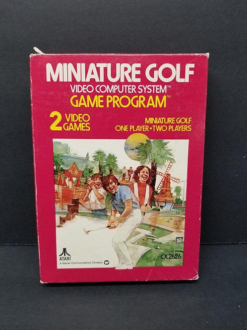 Miniature Golf CIB