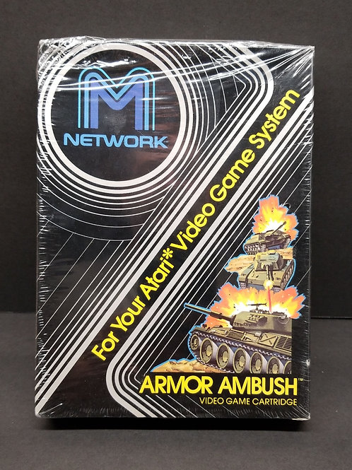 Armor Ambush unique sticker