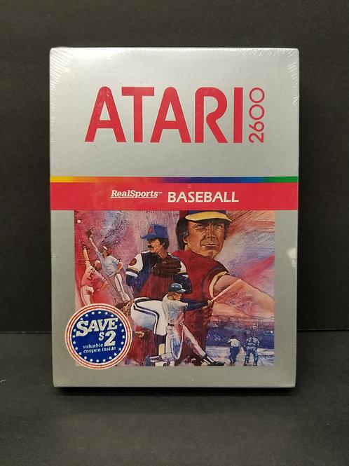 Real Sports Baseball 1982