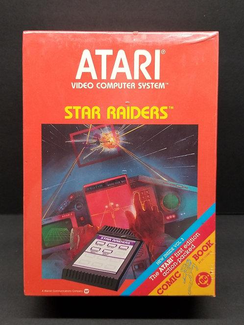 Star Raiders control pack