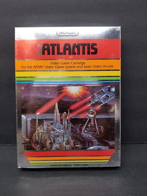 Atlantis just opened box CIB