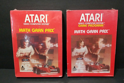 Math Grand Prix you get the 2 (won't separate)