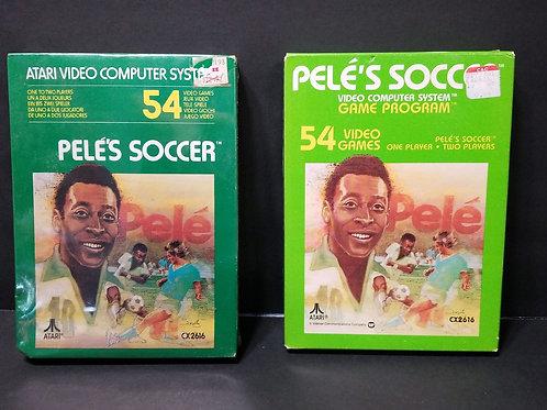 Pele's Soccer both games