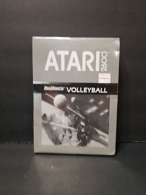 Real Sports Volleyball 1987 sticker