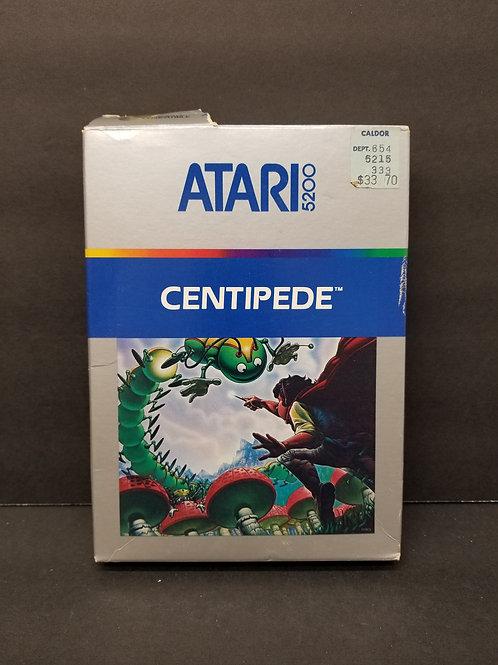 Centipede 5200 CIB tested