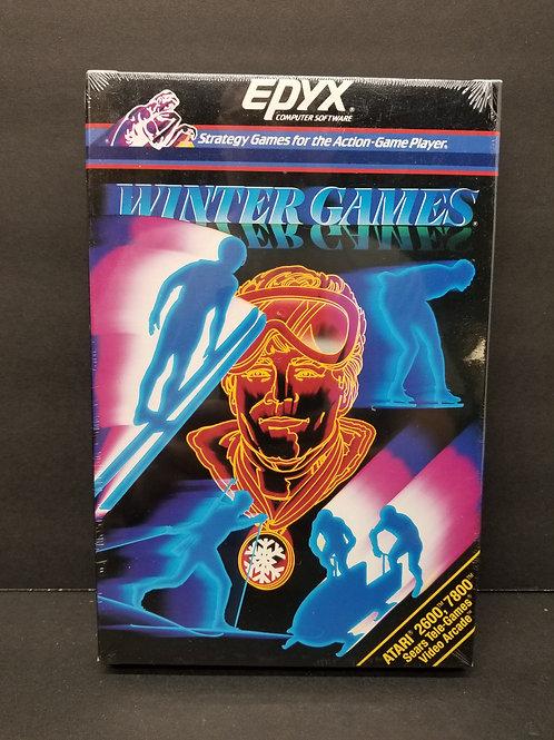 Winter Games just opened box CIB