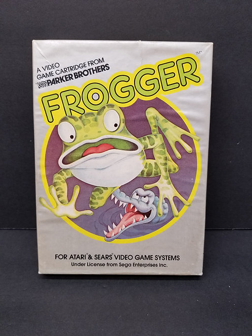 Frogger CIB
