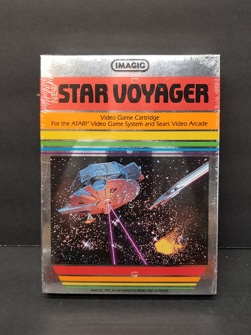Star Voyager just opened box CIB