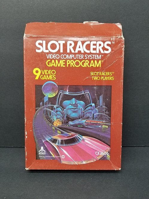 Slot Racers open box