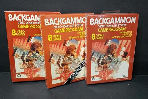 Backgammon 3 variants (won't separate)