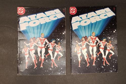 Atari Force #1