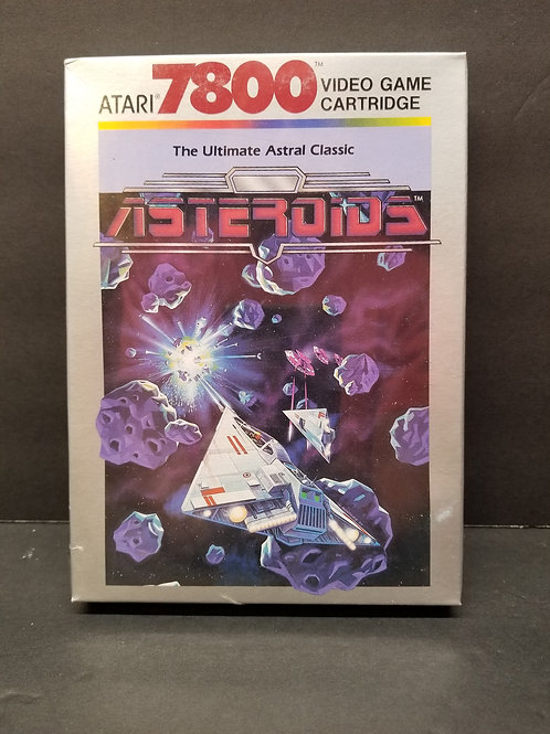 Asteroids 7800
