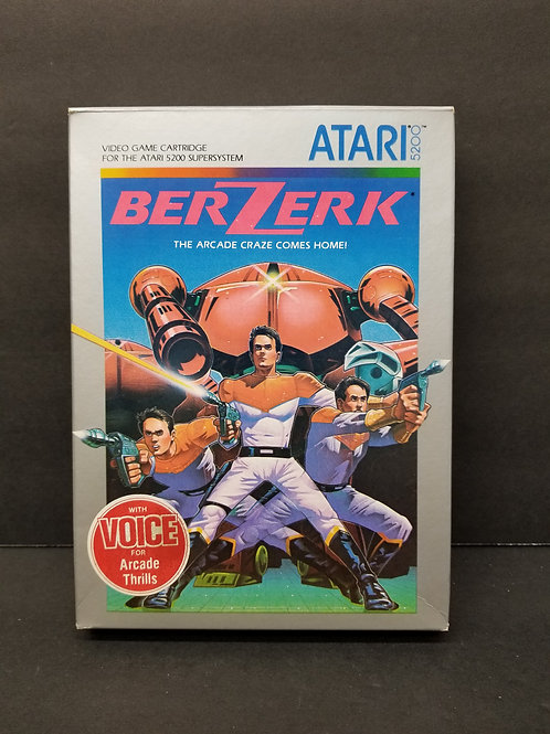 Berzerk 5200 CIB tested