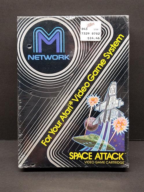 Space Attack unique sticker