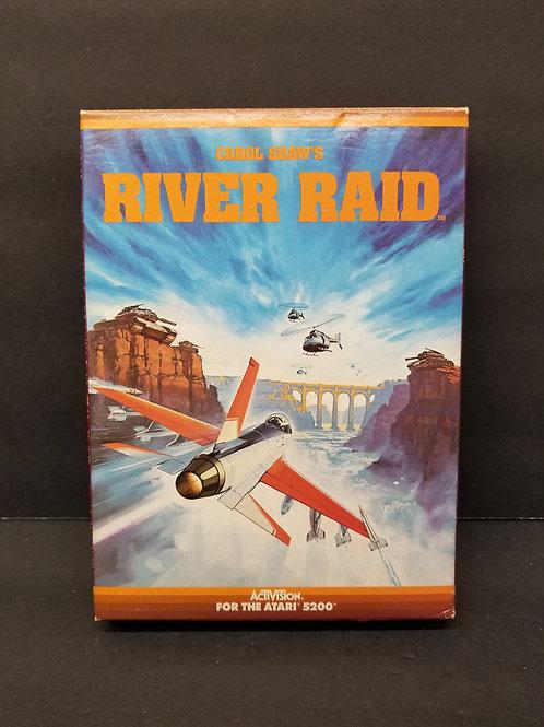 River Raid 5200 CIB tested