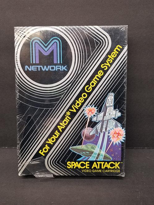Space Attack open box