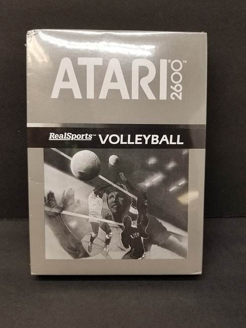 Real Sports Volleyball 1987