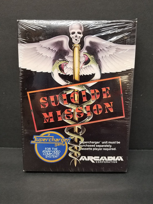 Suicide Mission Arcadia box