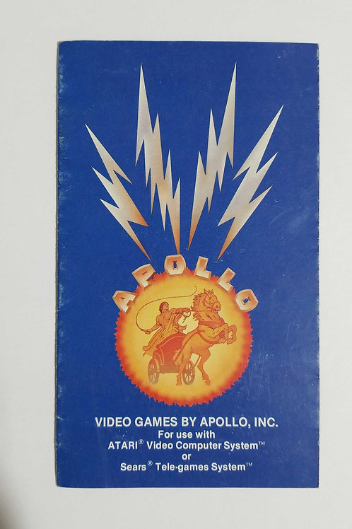 Apollo gamesPamphlet