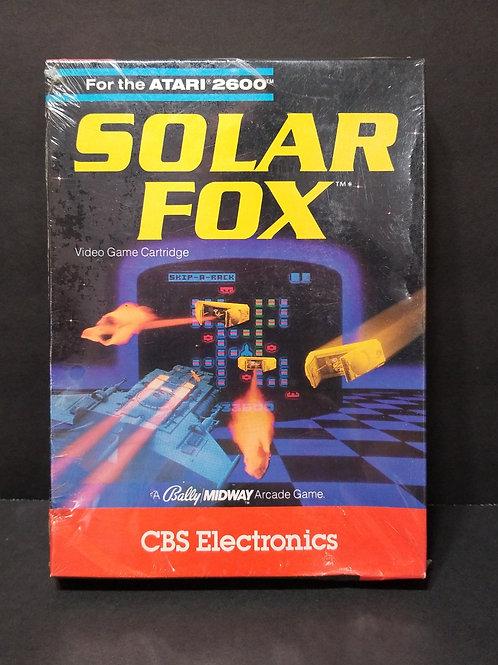 Solar Fox squished bottom