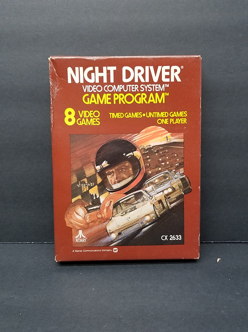 Night Driver CIB