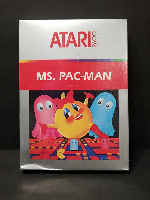 Ms Pac-Man 1988