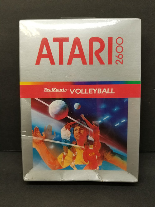 Real Sports Volleyball no sticker
