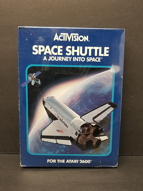 Space Shuttle 5200 not 2600