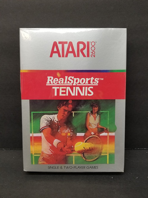 Real Sports Tennis open box