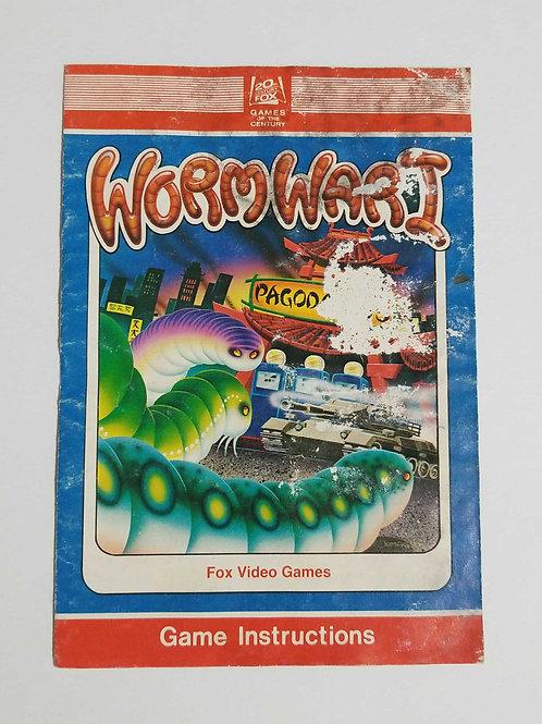 Worm War I Pamphlet
