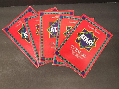 Atari 45 game catalog nice