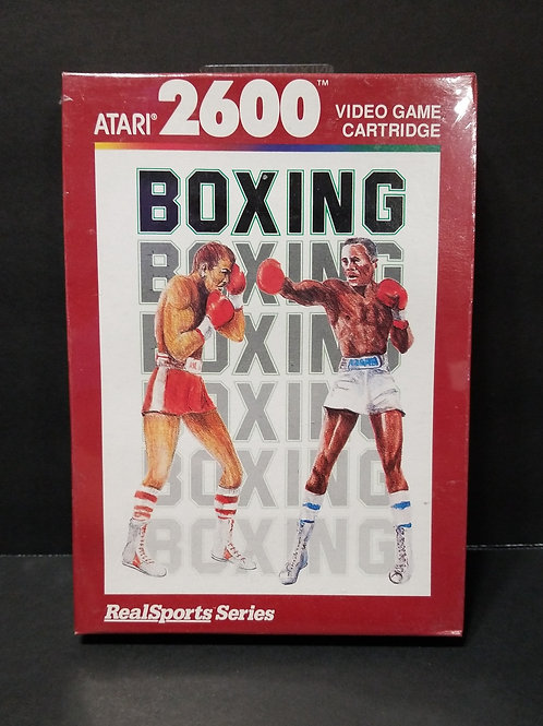 Real Sports Boxing